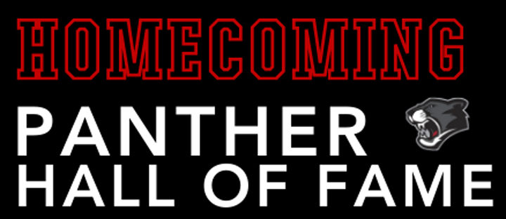 The Panther Hall of Fame Award